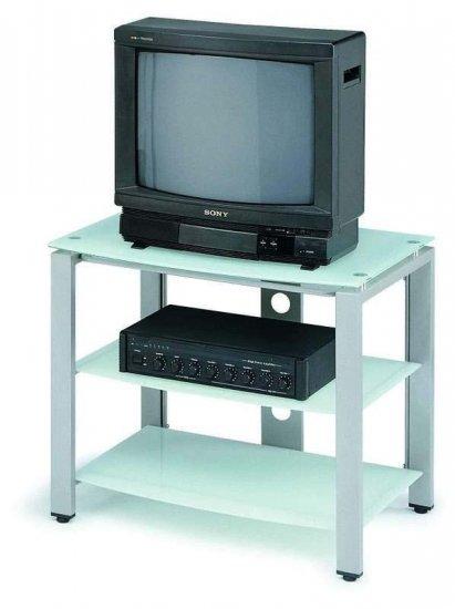 Modern Contemporary Glass TV Stand