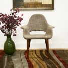 Miller Organic Chair Style Mid Century Modern 2 Chairs