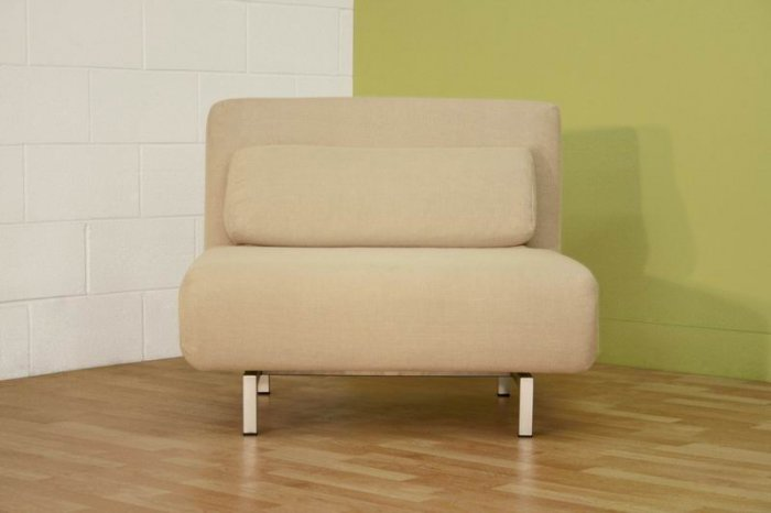 Dorm Furniture Futon Small Chair Bed Sofa Bed Style