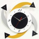 Modern Contemporary Direction Wall Clock Unique Gift!