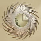 CONTEMPORARY ACCENT MIRRORS SPIRAL SHAPED MIRROR BY COZY™