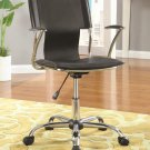 MODERN BLACK OFFICE CHAIR WITH ADJUSTABLE HIGHT BY COZY™