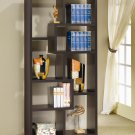 MODERN CONTEMPORARY BOOKCASES CONTEMPORARY ASYMMETRICAL CUBE BOOKCASE BY COZY™