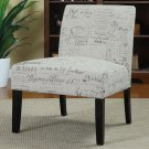 ACCENT SEATING CHAIR WITH MODERN FURNITURE DESGIN STYLE  BY COZY™