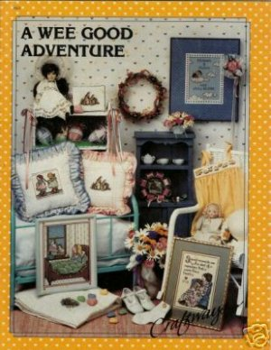 A Wee Good Adventure by Craftways