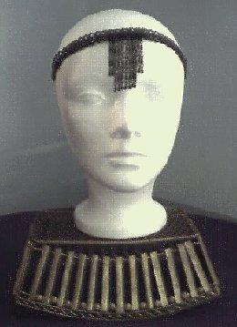 Forehead Jewelry - Drape Design - TBM-BFH-001