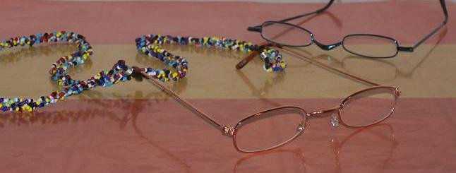 BEADED EYEGLASS HOLDER - TBM-EGH-004