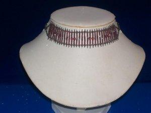 Choker Lylic Glass Seed Beads - TBM-BBN-002