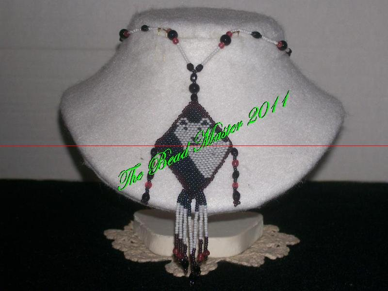 Western Design Necklace - TBM-BBN-001