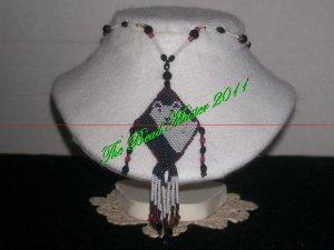 Western Design Necklace - TBM-BBN-001