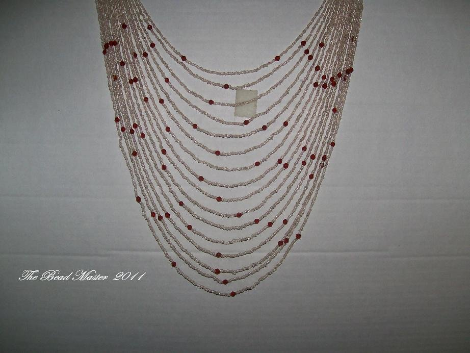 16 - Strand Over The Head Necklace -TBM-OTH-003