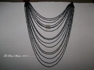 16 - Strand Over The Head Necklace - TBM-OTH-004