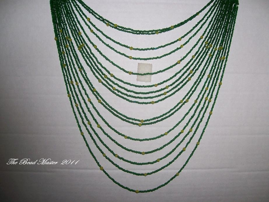 16 - Strand Over The Head Necklace - TBM-OTH-005