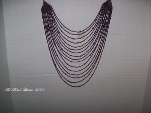 16 - Strand Over The Head Necklace -TBM-OTH-008