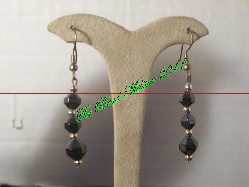 Hematite Earrings - TBM-HE-002