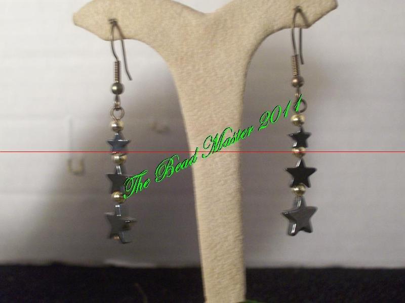 Hematite Earrings - TBM-HE-003