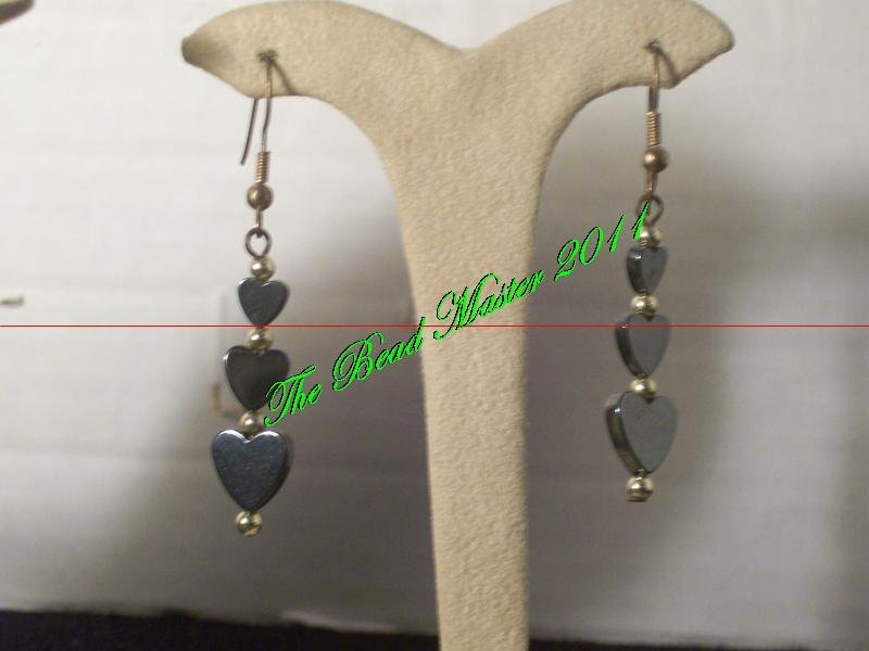 Hematite Earrings - TBM-HE-004