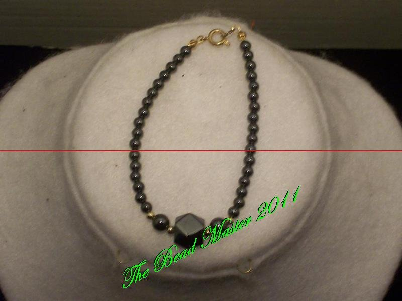 Hematite Bracelet - TBM-HBL-001