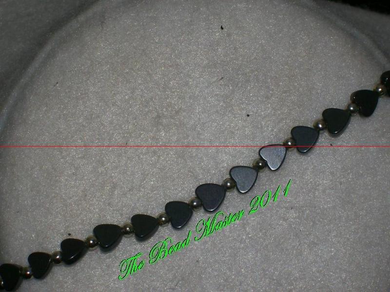Hematite Bracelet  - TBM-HBL-004