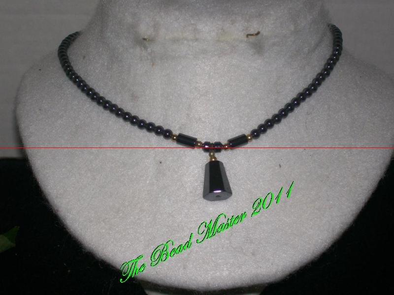 Hematite Necklace - TBM-HN-011