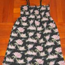 Flowery Spaghetti Strap Top
