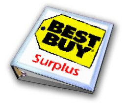 Best Buy Surplus Secrets Book