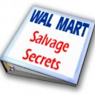 Wal-Mart Surplus Secrets Book