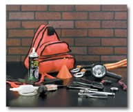 15pc Highway Emergency Kit
