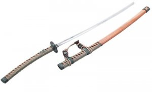 Old world style sword