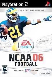 NCAA Football 2006 (PS2)
