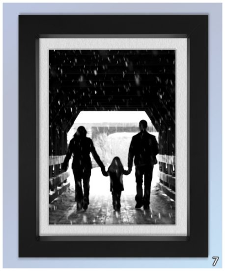 11x14 Framed & Matted Prints (Your Picture!)
