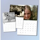 "12 Month Your Photos Wall Calendar (10"")"