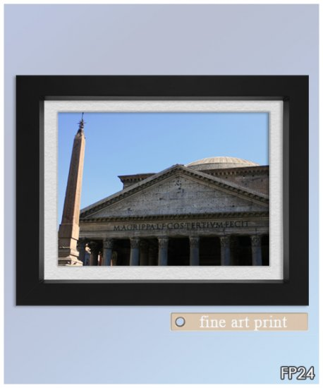 Fine Art Photograph Framed Print #24