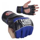 Combat Sports Pro Style MMA Gloves BLUE REGULAR