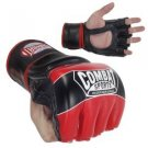 Combat Sports Pro-Style MMA Gloves Red Size REGULAR - mma fitness boxing
