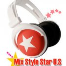 Japanese authentics Mix-style headphone US Star