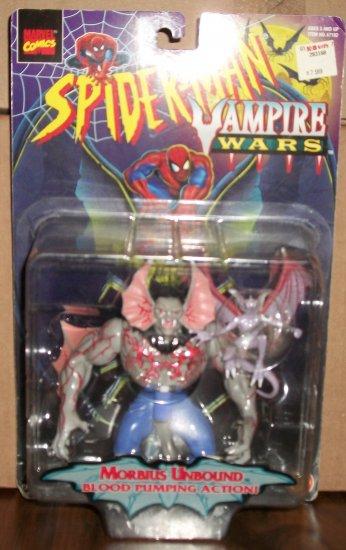 Spider-Man: The Animated Series Vampire Wars > Morbius Unbound