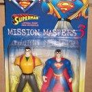 Quick Change Superman to Clark Kent