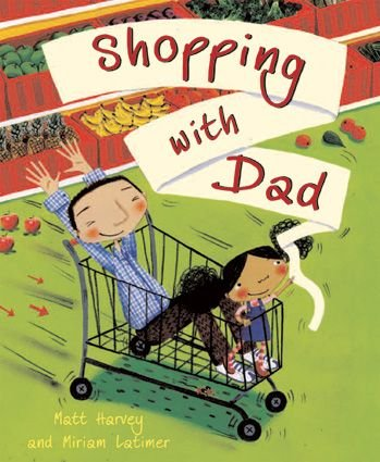 Shopping with Dad, Paperback