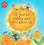 If You're Happy and You Know It! Hardcover with Music CD