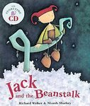 Jack and the Beanstalk, Hardcover with Story CD