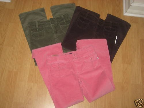 GAP KIDS GIRLS CORDUROY PANTS SIZES 5/6/7/8/10 NWT NEW