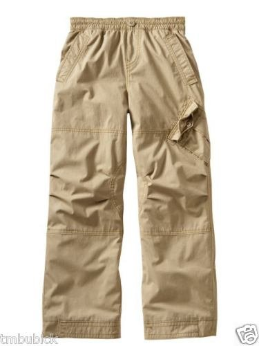 NWT GAP KIDS TODDLER BOYS PANTS CARGO XS (4-5)  $19.50