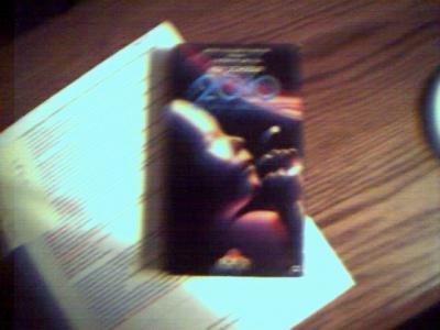 VHS Movie 2010 We Make Contact