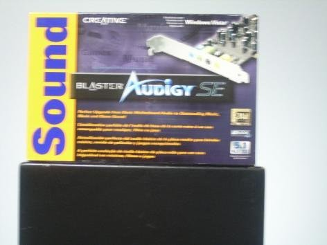 Creative Labs SB0570L4 Sound Blaster Audigy SE Sound Card - Free Shipping!!