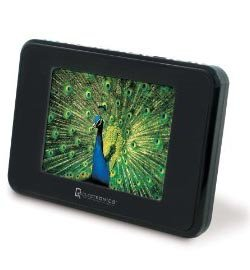 """3.5"""" Ultra-portable Digital Photo Album Frame with SD Memory Slot - Free Shipping!!! Priced to sell"""