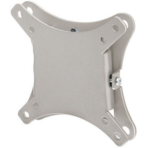 Monster FS-M100-SF SmartView FlatScreen Fixed Wall Mount for 10- to 24-Inch Displays (Silver)