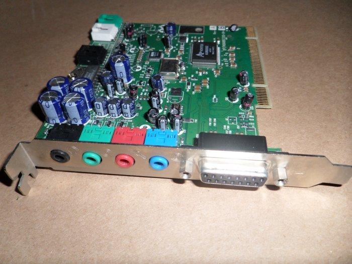Diamond Multimedia Vortex Sound Card (AU8820B2) - 50% OFF