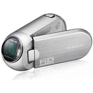 Samsung HMX-R10 HD Flash Memory Camcorder with 5x Optical Zoom (Silver) - Free Shipping!!! 35% OFF