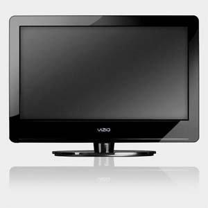 """VIZIO 19"""" HDTV Flat Screen VA19L"""